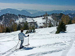 Aflenzer Bürgeralm - Region Hochsteiermark - Schitouren, Schneeschuhwandern
